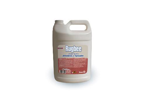 Rugbee x 5 l lr cuidado de pisos productos de limpieza - Productos para limpieza de alfombras ...